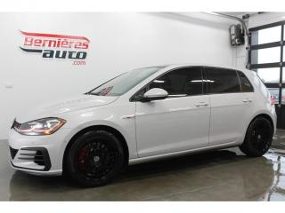Used 2018 Volkswagen Golf GTI AUTOBAHN STAGE 2 + UNITRONIC for sale in Lévis, QC