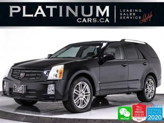 Used 2008 Cadillac SRX V8, AWD, 7 PASS, NAV, PANO, HEATED/VENTED for sale in Toronto, ON