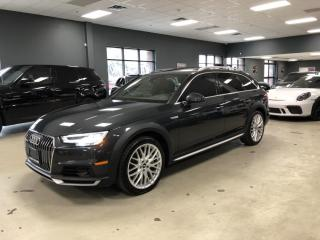 Used 2017 Audi A4 Allroad 2.0T QUATTRO TECHNIK*FULLY LOADED*ONE OWNER*CERTIF for sale in North York, ON
