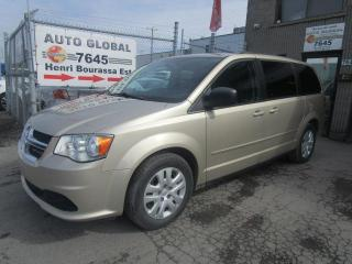 Used 2015 Dodge Grand Caravan STOW N GO SXT for sale in Montréal, QC