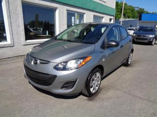 Used 2012 Mazda MAZDA2 GX bicorps manuelle 4 portes for sale in St-Jérôme, QC
