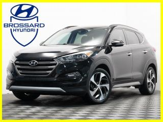 Used 2017 Hyundai Tucson AWD  1.6L Limited  CUIR TOIT PANO GPS  MAGS for sale in Brossard, QC