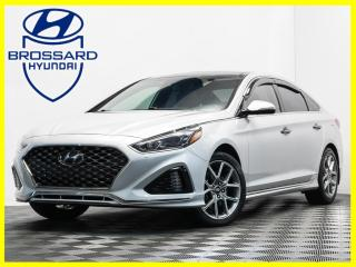 Used 2019 Hyundai Sonata 2.0T Ultimate CUIR GPS TOIT OUVRANT MAGS for sale in Brossard, QC