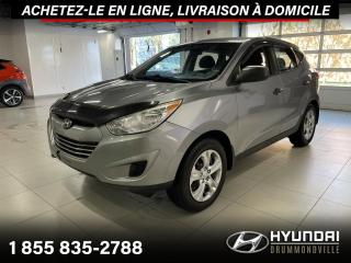 Used 2012 Hyundai Tucson GARANTIE + A/C + GROUPE ELECTRIQUE + WOW for sale in Drummondville, QC