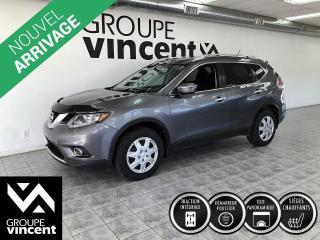 Used 2016 Nissan Rogue SV AWD ** GARANTIE 10 ANS ** Bien équipé! for sale in Shawinigan, QC