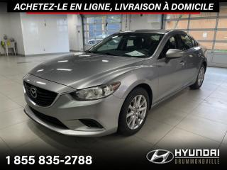 Used 2014 Mazda MAZDA6 GARANTIE + A/C + MAGS + BLUETOOTH + WOW for sale in Drummondville, QC