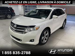 Used 2013 Toyota Venza LE + GARANTIE + CAMERA + A/C + MAGS +WOW for sale in Drummondville, QC