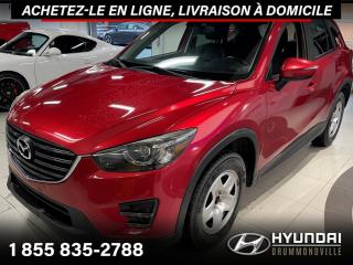 Used 2016 Mazda CX-5 GT AWD + GARANTIE + NAVI + TOIT + CUIR + for sale in Drummondville, QC