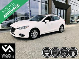 Used 2015 Mazda MAZDA3 GS ** GARANTIE 10 ANS ** Conduite dynamique! for sale in Shawinigan, QC