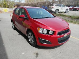 Used 2012 Chevrolet Sonic for sale in Laval, QC