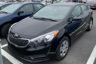 Used 2016 Kia Forte LX A/C BLUETOOTH for sale in St-Hubert, QC