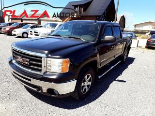 Used 2009 GMC Sierra 1500 4WD Crew Cab 143.5  SLE for sale in Beauport, QC