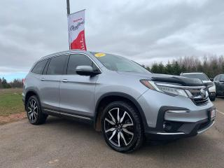 Used 2019 Honda Pilot Touring AWD | 8-Passenger for sale in Summerside, PE