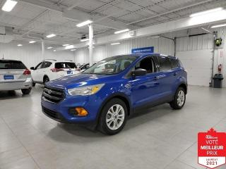 Used 2017 Ford Escape S AWD - CAMERA + MAGS + JAMAIS ACCIDENTE !!! for sale in St-Eustache, QC