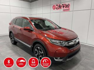 Used 2017 Honda CR-V TOURING - AWD - TOIT À VISION PANORAMIQUE for sale in Québec, QC