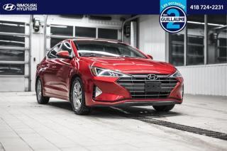 Used 2019 Hyundai Elantra Preferred chez Rimouski Hyundai for sale in Rimouski, QC