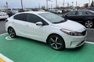 Used 2017 Kia Forte EX+ A/C MAGS TOIT MAGS CAMERA DE RECUL for sale in St-Hubert, QC
