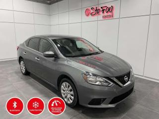 Used 2016 Nissan Sentra S - BLUETOOTH - A/C for sale in Québec, QC