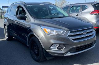 Used 2017 Ford Escape SE AWD A/C MAGS CAMERA DE RECUL for sale in St-Hubert, QC