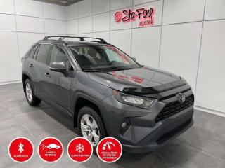 Used 2019 Toyota RAV4 LE - AWD - SIÈGES CHAUFFANTS for sale in Québec, QC