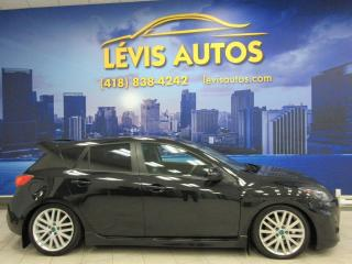Used 2012 Mazda MAZDA3 MAZDASPEED 2.3L TURBO 263HP MANUEL 6 VIT for sale in Lévis, QC