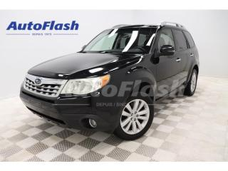 Used 2012 Subaru Forester *AWD *TOIT-OUVRANT/SUNROOF *BLUETOOTH for sale in St-Hubert, QC