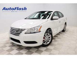 Used 2015 Nissan Sentra SV 1.8L *PUSH-START *MAGS *CAMERA *BLUETOOTH for sale in St-Hubert, QC