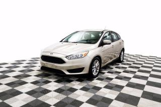Used 2017 Ford Focus SE Hatchback Winter Pkg Heated Seats Cam Sync for sale in New Westminster, BC