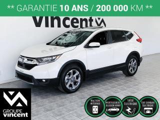 Used 2017 Honda CR-V EX AWD ** GARANTIE 10 ANS ** Sécuritaire et bien équipé! for sale in Shawinigan, QC