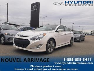 Used 2015 Hyundai Sonata Hybrid LIMITED TOIT PANO CAMERA BANCS CHAUFF for sale in Sherbrooke, QC