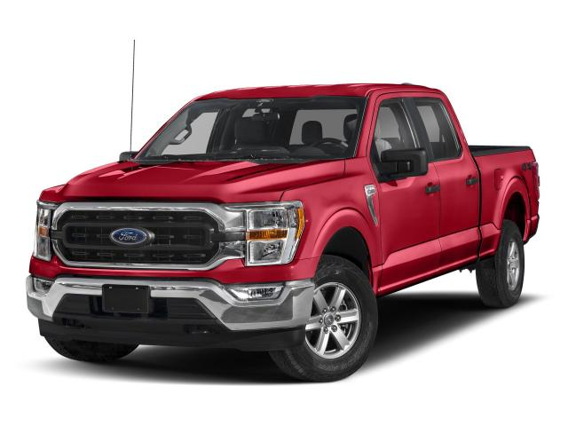 2021 Ford F-150 4X4 SUPERCREW XLT 301A