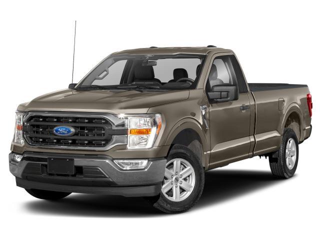 2021 Ford F-150 4X4 REG. CAB XLT 2.7L 301A