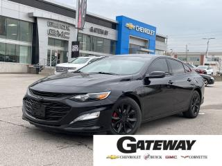Used 2019 Chevrolet Malibu LT / AUTOMATIC / REMOTE STARTER / BLUETOOTH / for sale in Brampton, ON