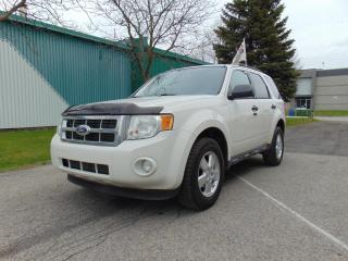 Used 2010 Ford Escape ********TRACTION INTÉGRAL********4 CYLIN for sale in St-Eustache, QC