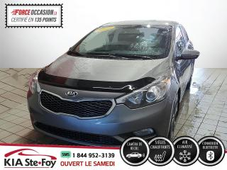 Used 2015 Kia Forte EX* SIEGES CHAUFFANTS* BLUETOOTH* CAMERA for sale in Québec, QC