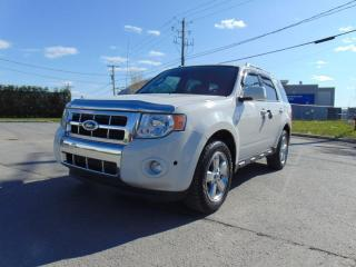 Used 2012 Ford Escape ******TOUTE ÉQUIPÉ******6 CYLINDRES***** for sale in St-Eustache, QC