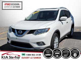 Used 2014 Nissan Rogue SV* TOIT PANO* SIEGES CHAUFFANTS* CAMERA for sale in Québec, QC