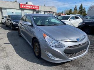 Used 2015 Hyundai Sonata Hybrid 4dr Sdn BLUETHOOTH PNEU HIVER ET ÉTÉ for sale in Mcmasterville, QC