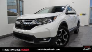 Used 2019 Honda CR-V TOURING + AWD + HAYON ELECTRIQUE + GPS ! for sale in Trois-Rivières, QC