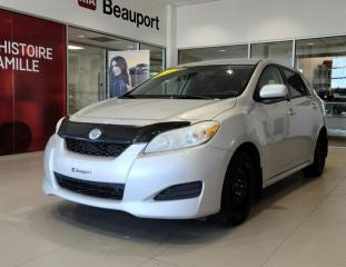 Used 2009 Toyota Matrix 4dr Wgn Man XR FWD for sale in Beauport, QC