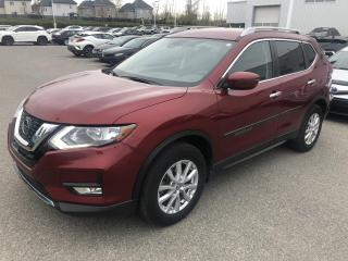 Used 2019 Nissan Rogue SV AWD **SEULEMENT 20 196KM* for sale in St-Eustache, QC