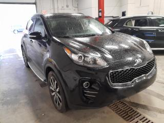 Used 2017 Kia Sportage EX AWD CUIR MAGS CAMERA DE RECUL for sale in Île-Perrot, QC