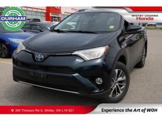 Used 2018 Toyota RAV4 Hybrid LE+ | CVT for sale in Whitby, ON