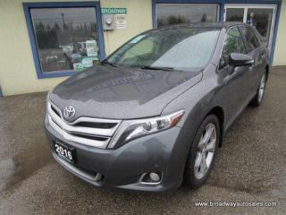 Used 2016 Toyota Venza ALL-WHEEL DRIVE LIMITED EDITION 5 PASSENGER 3.5L - V6.. NAVIGATION.. LEATHER.. HEATED SEATS.. POWER DUAL SUNROOF.. BACK-UP CAMERA.. BLUETOOTH.. for sale in Bradford, ON