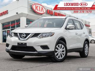 Used 2016 Nissan Rogue FWD 4dr S for sale in Oakville, ON