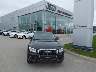Used 2017 Audi Q5 2.0T Progressiv for sale in Sherbrooke, QC