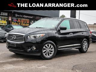 Used 2014 Infiniti QX60 for sale in Barrie, ON