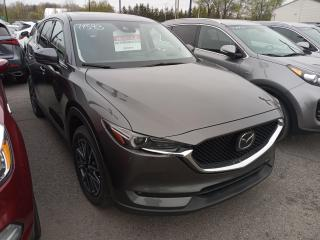 Used 2017 Mazda CX-5 GT AWD CUIR TOIT MAGS 19P  GPS CAMERA DE RECUL for sale in Île-Perrot, QC