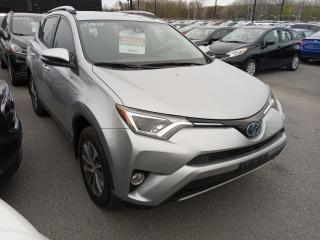 Used 2017 Toyota RAV4 Hybrid LE+ HYBRID AWD MAGS for sale in Île-Perrot, QC