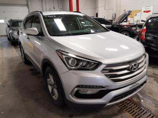 Used 2017 Hyundai Santa Fe Sport SPORT A/C MAGS BLUETOOTH for sale in Île-Perrot, QC